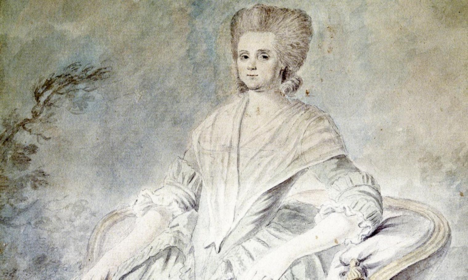 Olympe de Gouges (1748-1793):